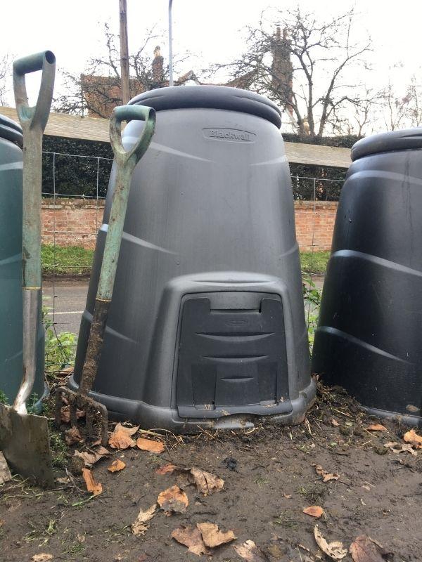 dalek compost bin